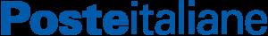 Poste Italiane logo blu