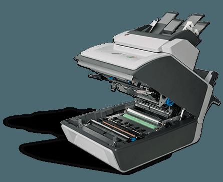 Imbustatrice FPI 600 aperta