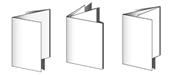 Simbolo pieghe Imbustatrice FPI 600