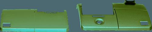 PostBase 65 e 85 cover verde