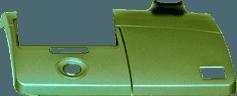 Affrancatrice cover verde