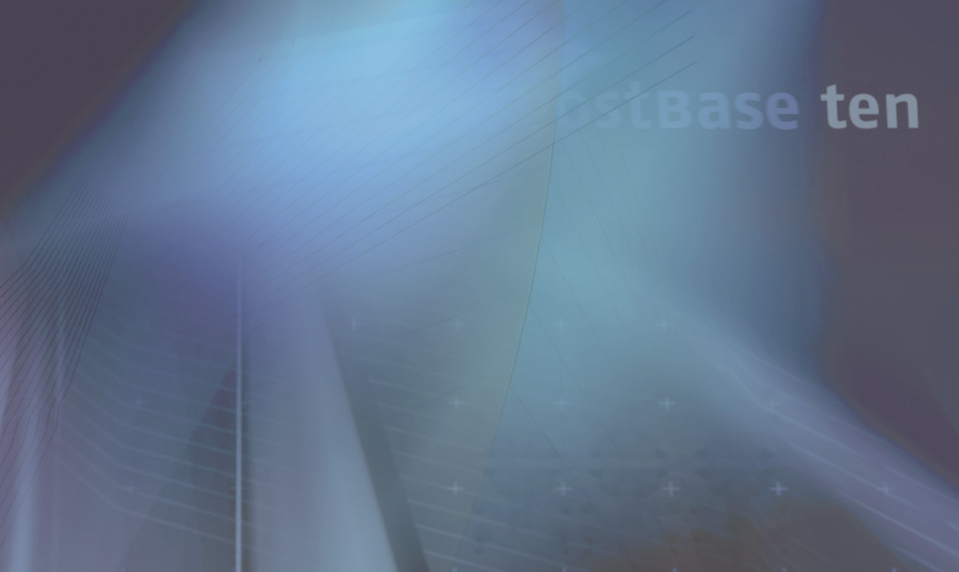 Francotyp-Postalia sfondo blu