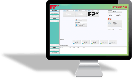 Prodotto Navigator Software