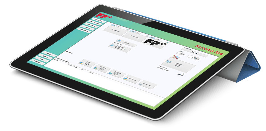 Tablet Navigator Software