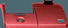 Affrancatrice cover rossa